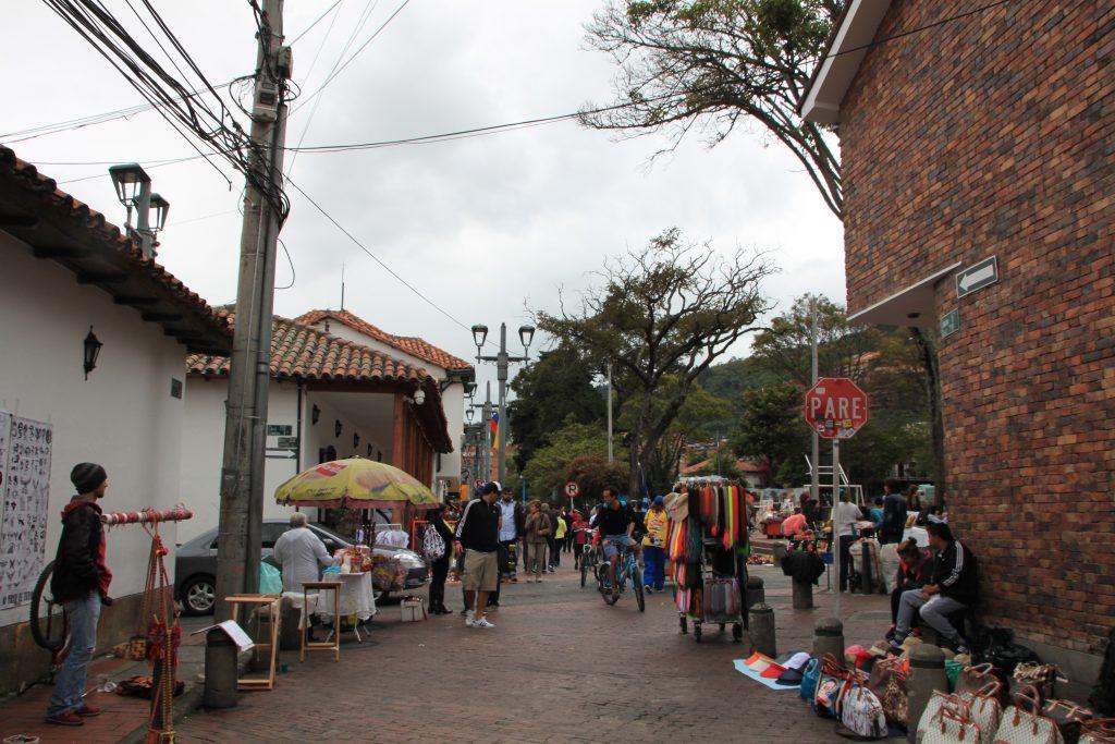 Markt in Usaqén